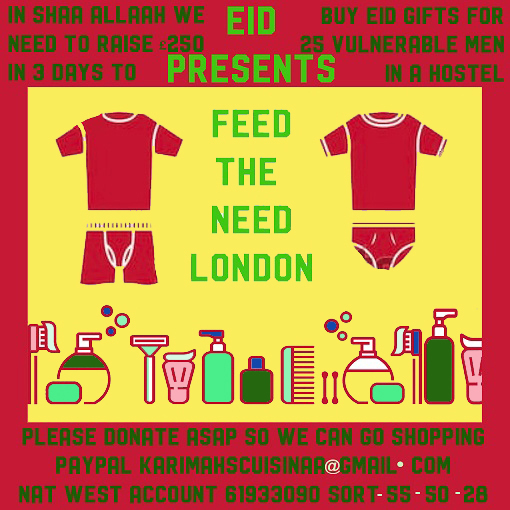 FEED THE NEED RAMADHAN MAY 2019 GIFT SMALL